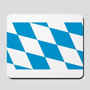 Flag of Bavaria Mousepad