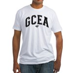 GCEA Uke Company Fitted T-Shirt