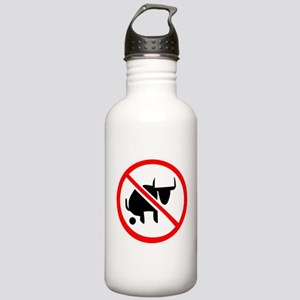 No BS Stainless Water Bottle 1.0L