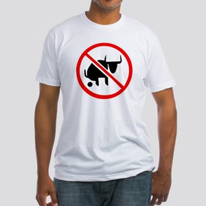 No BS Fitted T-Shirt