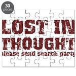 Lost in Thought Puzzle