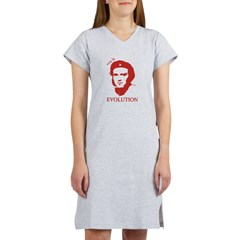 Viva Darwin Evolution! Women's Nightshirt