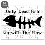 Only Dead Fish Puzzle