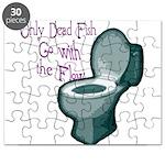 Dead Fish Bowl Puzzle