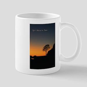 GWS Lone Tree Beach Mug