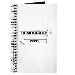 Democracy vs WTO Journal