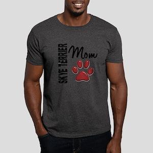 Skye Terrier Mom 2 Dark T-Shirt