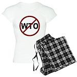 NO WTO Women's Light Pajamas