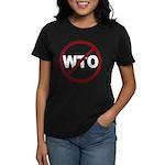 NO WTO Women's Dark T-Shirt