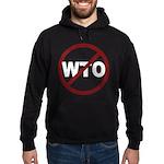 NO WTO Hoodie (dark)