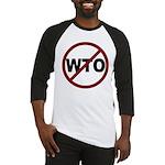NO WTO Baseball Jersey