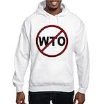 NO WTO Hooded Sweatshirt