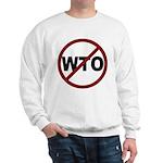 NO WTO Sweatshirt