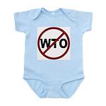 NO WTO Infant Bodysuit