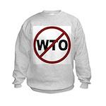 NO WTO Kids Sweatshirt