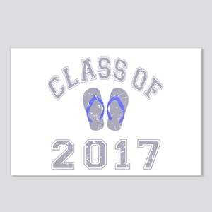 Class Of 2017 Flip Flop Postcards (Package of 8)