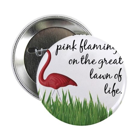 """Lawn of Life 2.25"""" Button"""