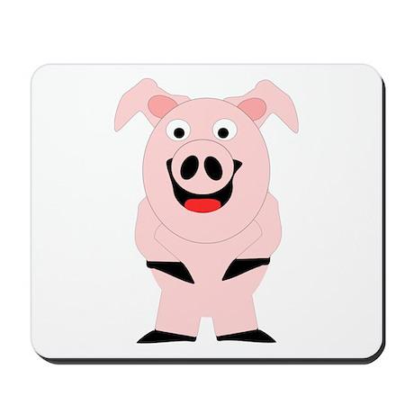 Pig Design Mousepad