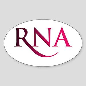 RNA Sticker (Oval)