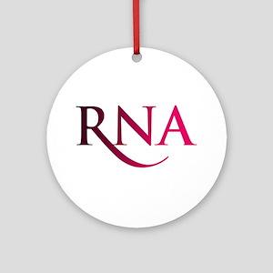 RNA Ornament (Round)
