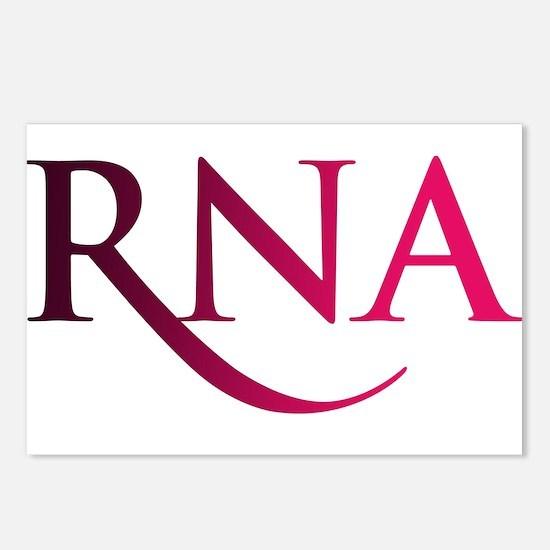 RNA Postcards (Package of 8)