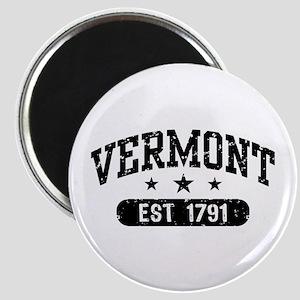 Vermont Est. 1791 Magnet
