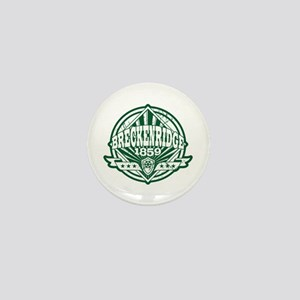 Breckenridge 1859 Vintage Mini Button