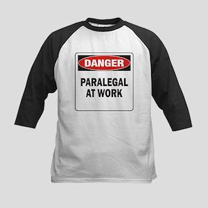 Paralegal Kids Baseball Jersey