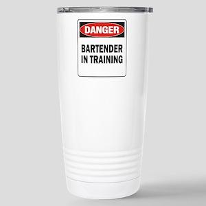 Bartender Stainless Steel Travel Mug
