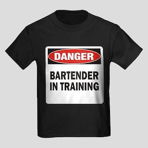 Bartender Kids Dark T-Shirt