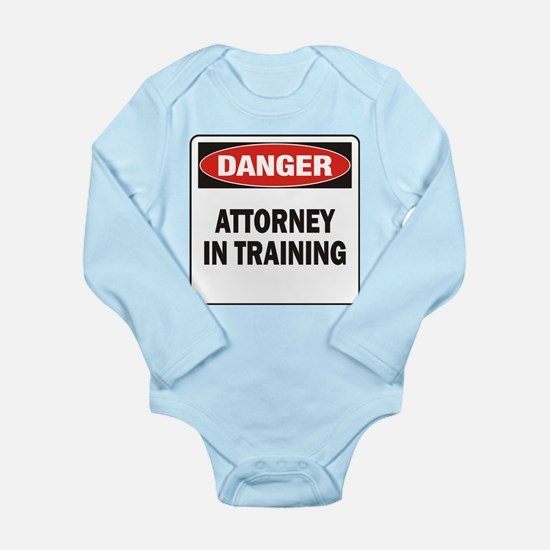 Attorney Long Sleeve Infant Bodysuit