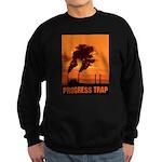 Industrial Progress Trap Sweatshirt (dark)