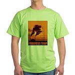 Industrial Progress Trap Green T-Shirt