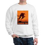 Industrial Progress Trap Sweatshirt