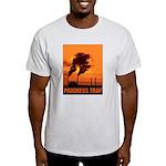 Industrial Progress Trap Light T-Shirt