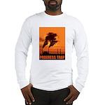 Industrial Progress Trap Long Sleeve T-Shirt