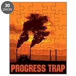 Industrial Progress Trap Puzzle