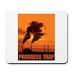 Industrial Progress Trap Mousepad