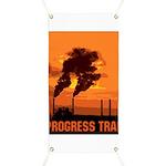 Industrial Progress Trap Banner
