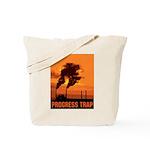 Industrial Progress Trap Tote Bag