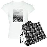 Clearcut Progress Trap Women's Light Pajamas