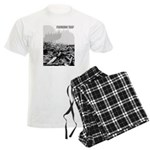 Clearcut Progress Trap Men's Light Pajamas