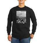 Clearcut Progress Trap Long Sleeve Dark T-Shirt