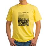 Clearcut Progress Trap Yellow T-Shirt