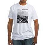 Clearcut Progress Trap Fitted T-Shirt