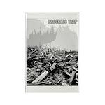 Clearcut Progress Trap Rectangle Magnet (100 pack)