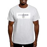 Smartelectronix Ash Grey T-Shirt