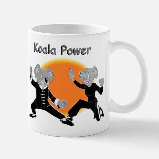 Kung Fu Koala Bears Mug