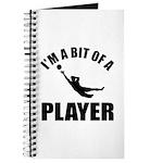 I'm a bit of a player goal keeper Journal