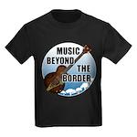 Beyond the border Kids Dark T-Shirt